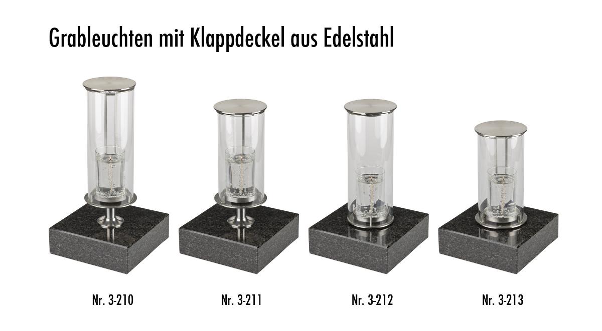 Grablampen im Burk-Design
