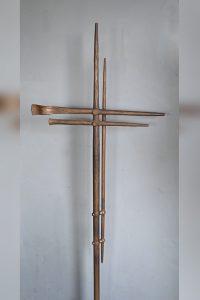 Bronze-Kreuz